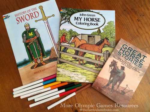 Horse Enthusiasts will love these books from Dover Publications!