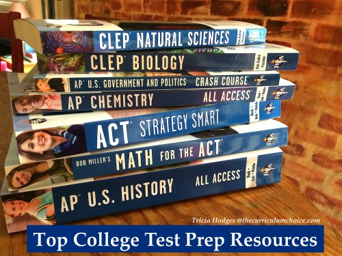 Top College Test Prep Resources