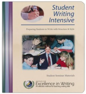 IEW Student Writing Intensive