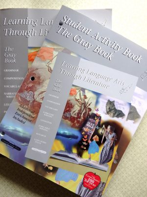Learning Language Arts Through Literature – The Gray Book