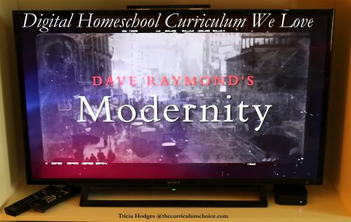 Dave Raymond's Modernity Digital History Curriculum by Compass Classroom