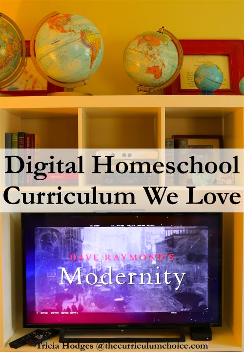 Digital Homeschool History Curriculum We Love