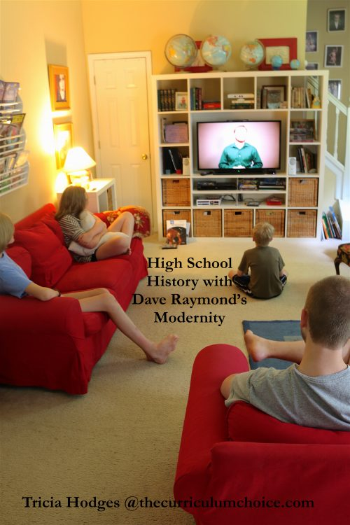 High School History with Dave Raymond's Modernity