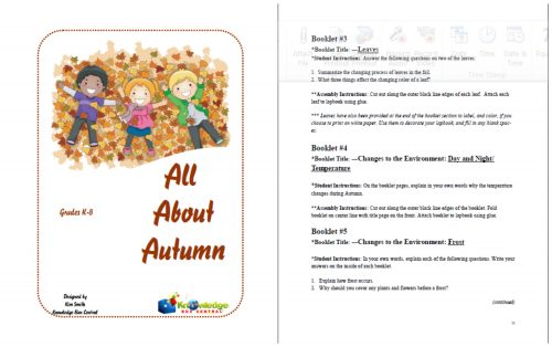 ALL About Autumn TCC