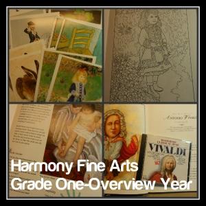 Harmony Fine Arts Grade 1 300 by 300