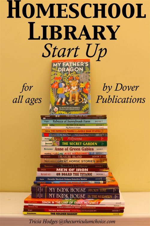 Homeschool Library Start Up