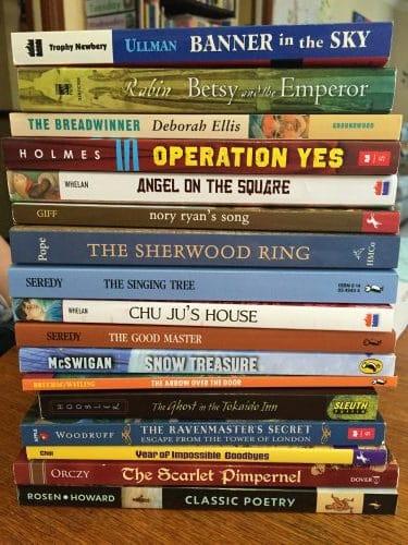 Bookshark books