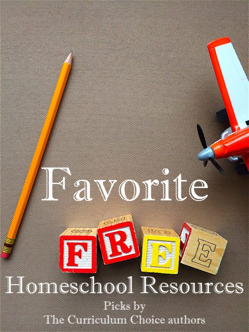 our-favorite-free-homeschool-resources