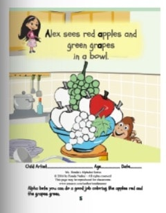 Early Reading Fun with Ms. Ronda's Alphabet Series