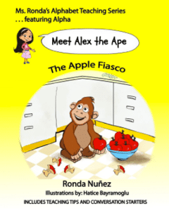 Early Reading Fun with Ms. Ronda's Alphabet Series – My Review