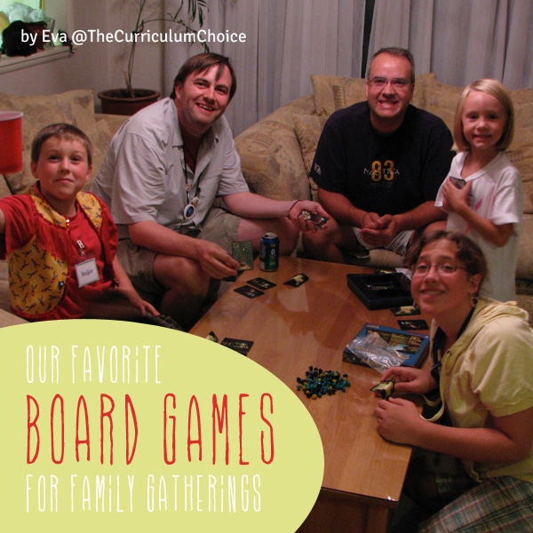 Board games are a fun and affordable way to spend time with your children as well as friends and extended family and they build memories.