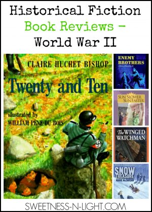 Our Favorite Historical Fiction World War II Book Reviews