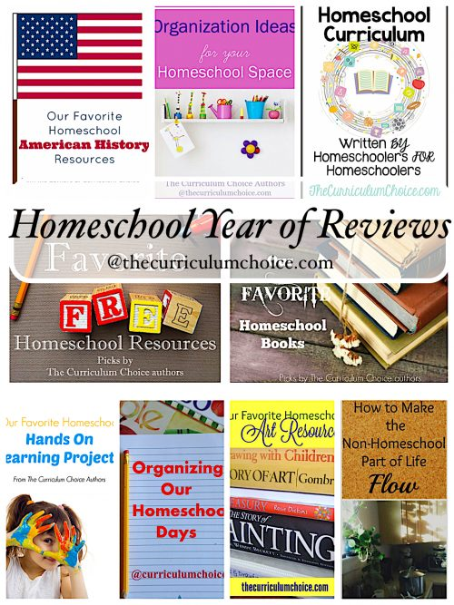 Our author team is celebrating a homeschool year of reviews. In case you missed them, these are golden! We invite you to browse and be inspired.