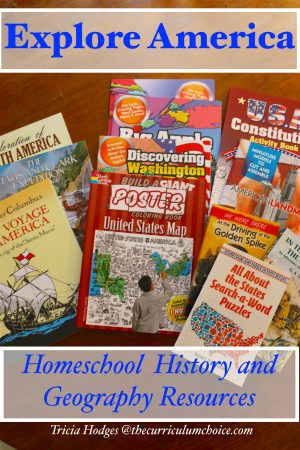 Exploring America Homeschool Resources