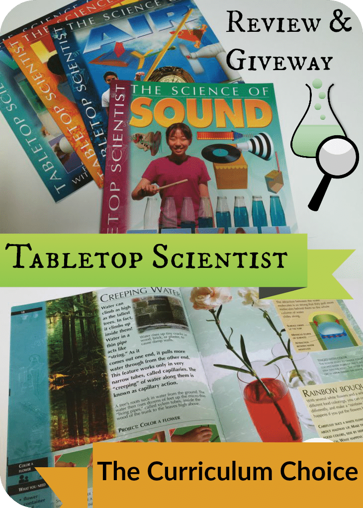 Table Top Scientist Review