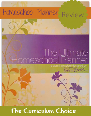 The Ultimate Homeschool Planner supports you in homeschooling. It encourages you to count your blessings, encourage independence, record your progress.