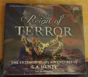 "History Through Story ~ Heirloom Audio ""The Reign of Terror"" Review"