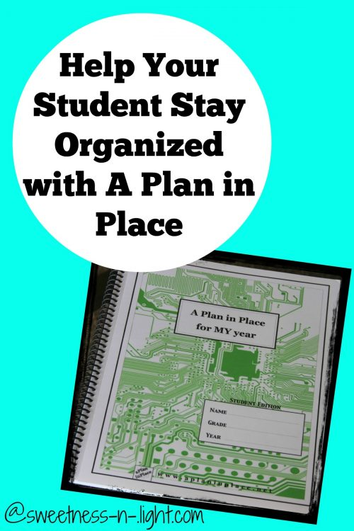 Help Your Teens Stay Organized with A Plan in Place. These easy to use student planners were created by homeschool moms for homeschool moms just like you.