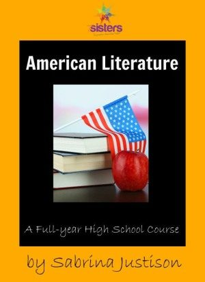 Through American Literature by 7 Sisters, a student will develop a good understanding of all of the aspects of literary analysis, one step at a time!