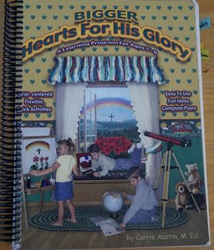 Christian Curriculum for Elementary Years – Heart of Dakota