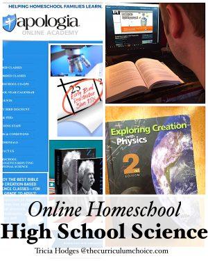 Online Homeschool High School Physics