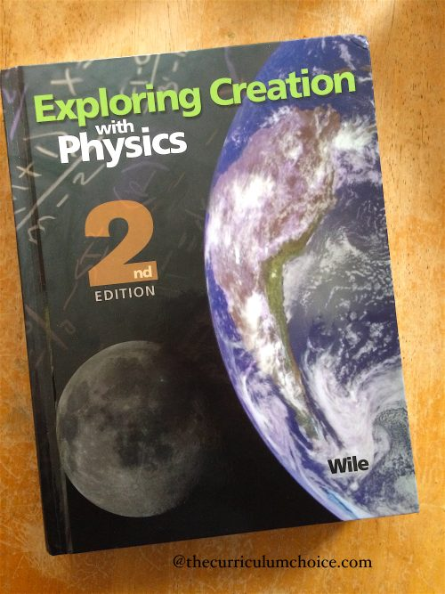 Apologia Physics High School Textbook