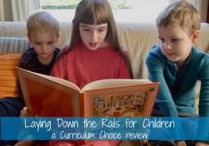 Laying Down the Rails for Children