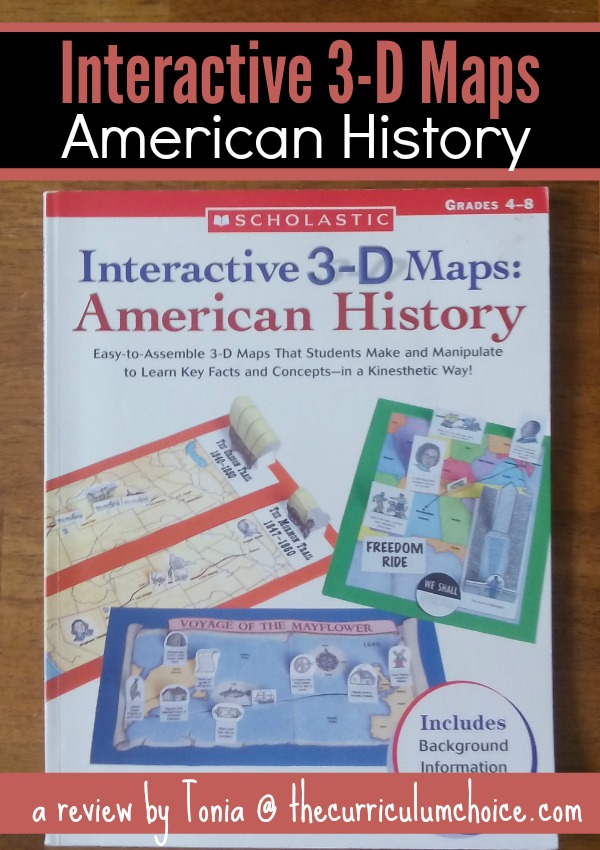 If you want a simple way to add some hands-on fun and a little bit of geography too, Interactive 3-D Maps will be perfect for you.