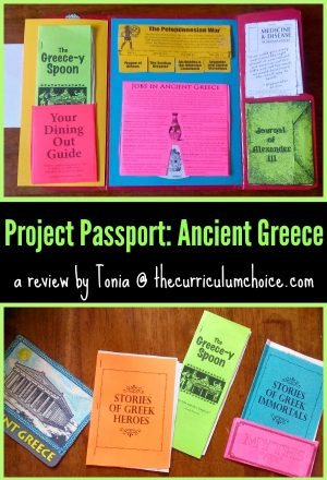 Project Passport: Ancient Greece Review