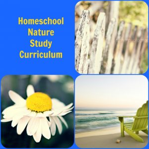 Homeschool Nature Study Curriculum