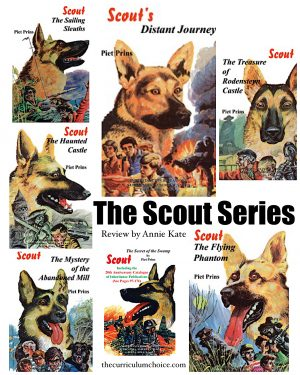 The Scout Series by Piet Prins