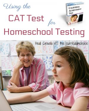 Using the CAT Test for Homeschool Testing