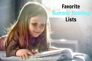 A HUGE collection of Favorite Summer Reading Lists!