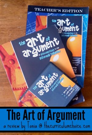 The Art of Argument {from Classical Academic Press}