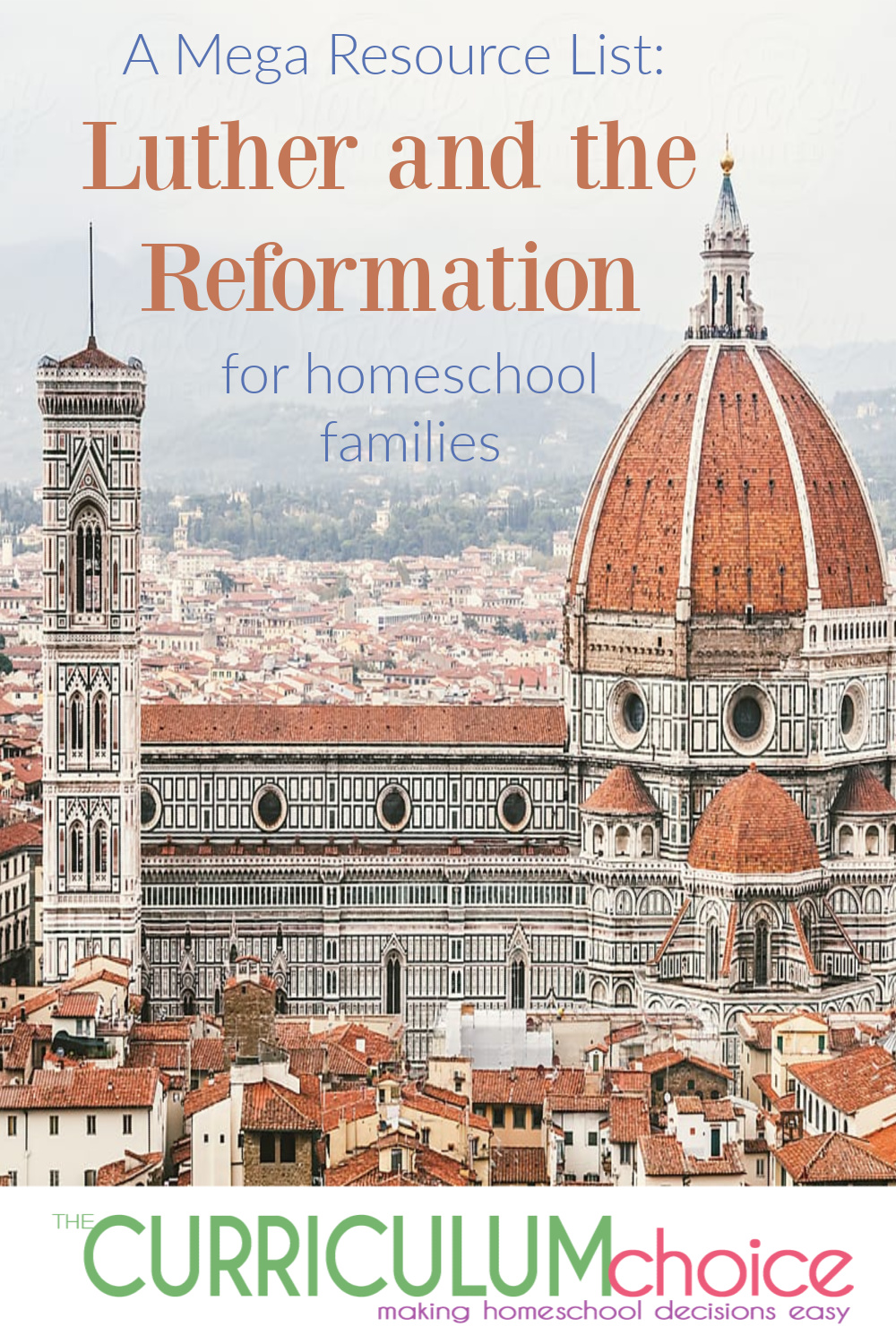 Favorite resources about Martin Luther and the Protestant Reformation. An Ultimate List of Luther and the Reformation Resources for homeschool families.