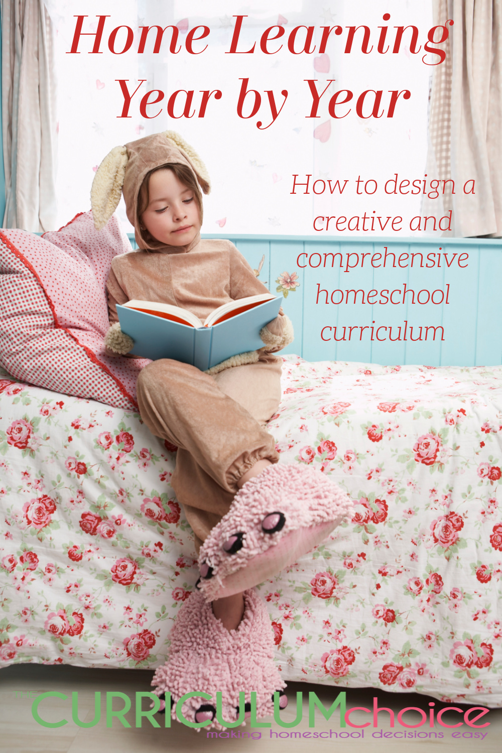 Wonder if you're teaching your children the right information at the right time? Home Learning Year by Year answers that question and more! It's a comprehensive guide to creating homeschool curriculum for grades K-12! A review from The Curriculum Choice
