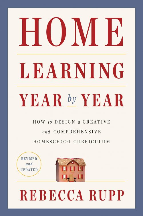 A book that helps you design a creative and comprehensive homeschool curriculum for grades K-12