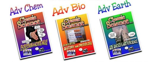 Mr Qs Classic Science - Advanced
