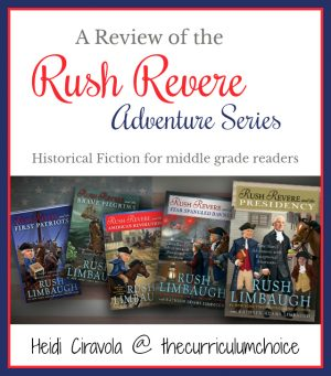A Review of the Rush Revere Adventure Series