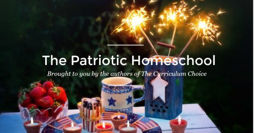 What about the patriotic homeschool? How can we pass on and nurture a patriotic spirit in our children? This wonderful collection of patriotic homeschool resources is one you will want to refer to again and again! From the review authors at The Curriculum Choice.