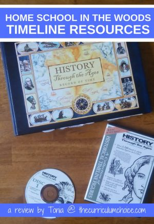Homeschool Timeline Resources