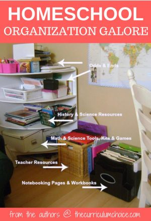 Homeschool Organization Galore