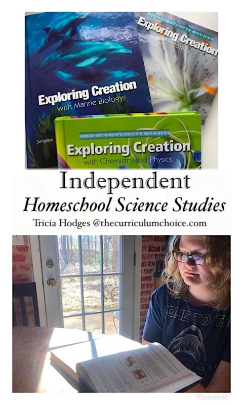 This year our sixth grader asked if she could have the Apologia Exploring Creation with Botany textbook to simply study on her own. Of course! This is a perfect text to enjoy during spring and summer – independently or with multiple ages. Have you considered independent homeschool science studies in your homeschool?