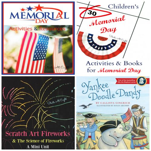 Patriotic Resources from Starts At Eight