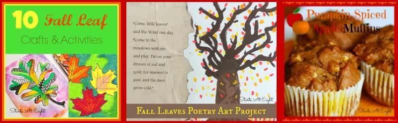 Fall Art Project Ideas