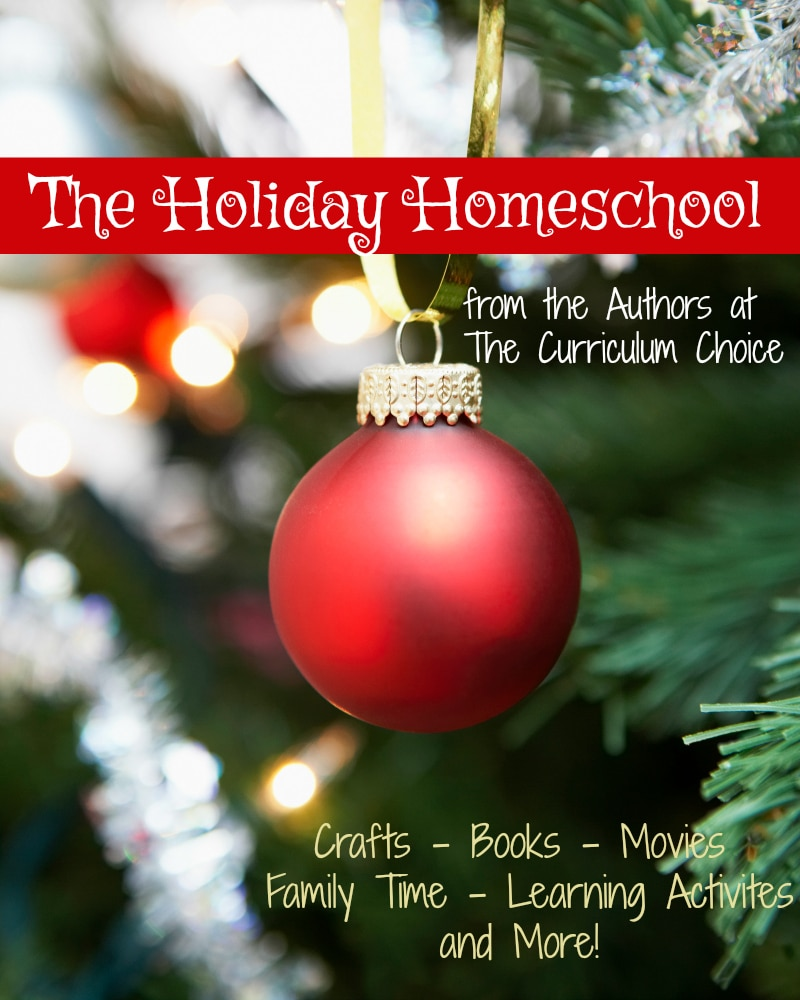 The Holiday Homeschool from the Authors at The Curriculum Choice - Beginning with fall and running through the New Year we find ourselves swept up in a wave of season/holiday celebrations. Not just in our everyday lives, but in our homeschools, there are tons of opportunities to bring these holidays to life, to learn, to celebrate.Here are some ideas!