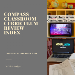 My family and I have shared our experiences with our favorite Compass Classroom curriculum over the years. Now, we wanted to make homeschool decisions even easier for you by placing the reviews all together in a handy list. Here is a Compass Classroom Curriculum Review Index to refer to often.