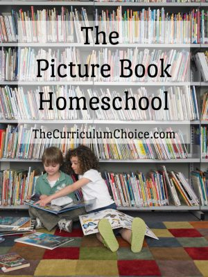 Picture books capture the attention of the reader like no other book! They are versatile learning tools for any age and provide endless hours of enjoyment whether children page through themselves or they are read to on the laps of their favorite people. Let's get started with the Picture Book Homeschool!