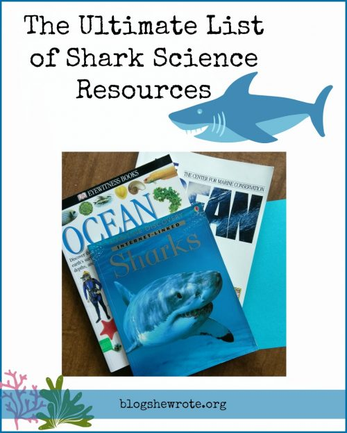 shark books and images