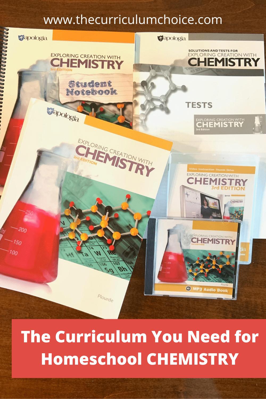 Apologia Chemistry